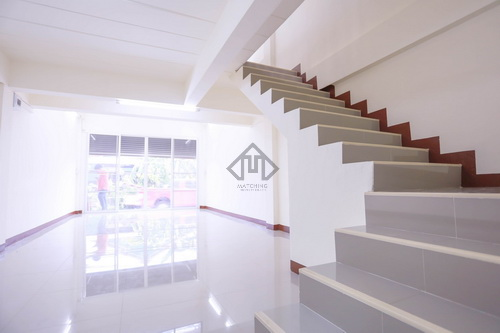 For SaleShophouseKaset Nawamin,Ladplakao : Commercial building for sale, Bueng Kum Nawamin, 2 bedrooms, new condition, good location, new decoration, near Patthawikon Market