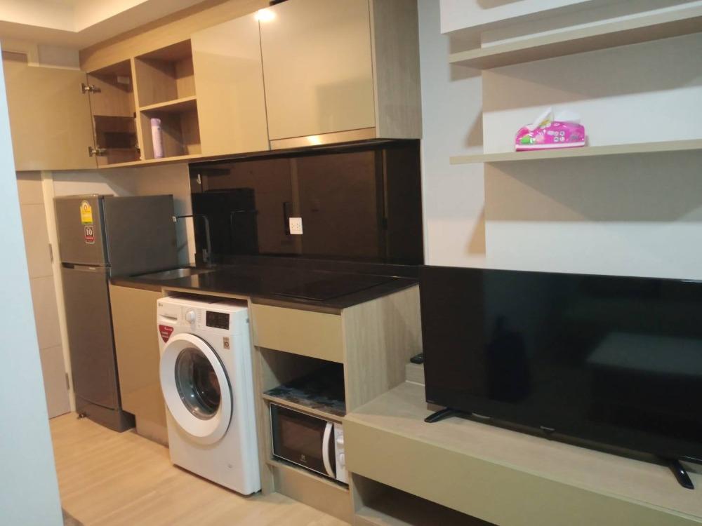 For RentCondoVipawadee, Don Mueang, Lak Si : Luxury condo for rent, Knightbridge Skycity BTS Sai Yud Road, Phaholyothin 48 -1 bedroom, 1 bathroom, 1 size 23 sq m. 11th floor, new room - ready to move in.
