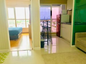 For RentCondoPattanakan, Srinakarin : Room for rent Aspire Srinakarindra on 7th floor