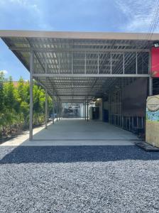 เช่าตึกแถว อาคารพาณิชย์บางแค เพชรเกษม : ให้เช่า อาคารพาณิชย์  ชั้นเดียว หัวมุม ทำเลดีที่สุด โครงการ FOODVIEW ติดถนนพุทธมณฑลสาย1 ใกล้ MRT ภาษีเจริญ (900 เมตร)