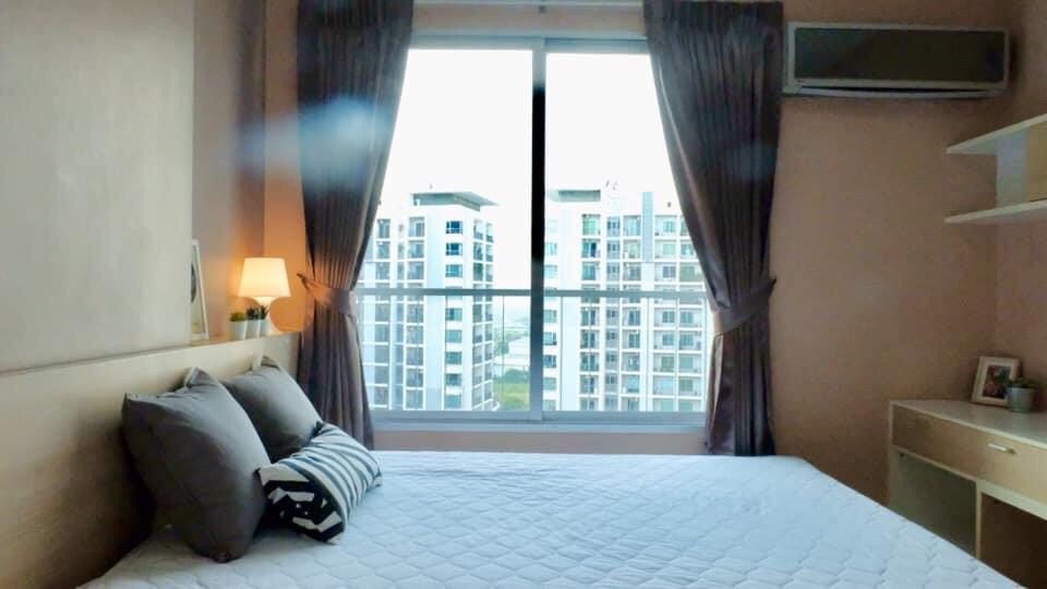 For RentCondoPattanakan, Srinakarin : For rent The Parkland Srinakarin condo, 40 sqm fully furnished / @ line chuenjit.j
