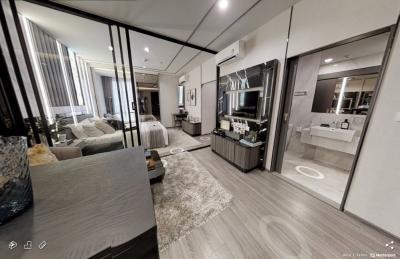 ขายคอนโดราชเทวี พญาไท : Ideo Mobi รางน้ำ เปิดจองครั้งแรก กับ 1 ห้องนอน ซีรีย์ใหม่ ราคาพิเศษ เริ่ม 4.89 ล้าน