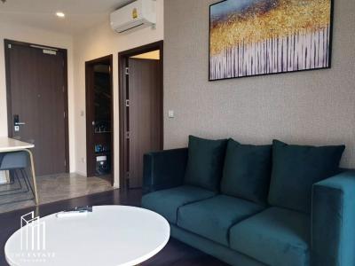 For RentCondoOnnut, Udomsuk : For RENT * Whizdom Inspire Sukhumvit, high floor room, north, city view, best position @ 40,000 Baht
