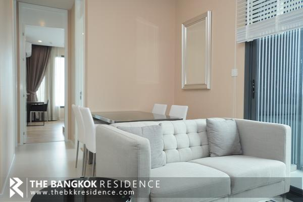 For RentCondoLadprao, Central Ladprao : M Ladprao for rent, beautiful room, good price, good location, size 58 sq.m., 28th floor, fully furnished, 34,000 / month only !!!!!