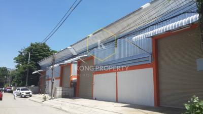 เช่าโกดังแจ้งวัฒนะ เมืองทอง : ให้เช่า โกดัง / โรงงาน  150 ตร.ม. + ออฟฟิศ ใกล้เมืองทองธานี ,ปากเกร็ด , นนทบุรี Warehouse / factory for rent 150 sq m + office near Muang Thong Thani, Pak Kret, Nonthaburi