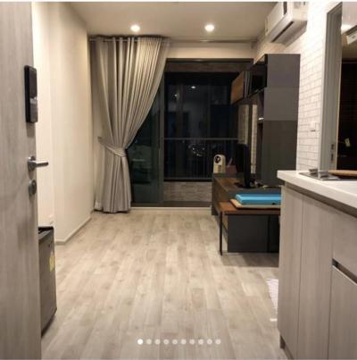 เช่าคอนโดปิ่นเกล้า จรัญสนิทวงศ์ : NC-R267ให้เช่าคอนโดIDEO Mobi Chanran Interchange531/202 ชั้น11 North Size: 34.20 ตร.มType: 1 bedroom 12,000บาท / เดือนสภาพห้องใหม่ อุปกรณ์ในห้องพร้อมอยู่- แอร์ห้องนอน ห้องนั่งเล่น- ตู้เย็นเล็ก- เครื่องทำน้ำอุ่น- ไมโครเวฟ- เตาไฟฟ้า- เครื่องปิ้งขนมปัง- ที่เ
