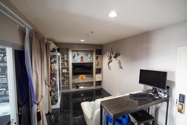 ขายคอนโดบางซื่อ วงศ์สว่าง เตาปูน : ขาย คอนโด Aspire รัชดา-วงศ์สว่าง 2 ห้องนอน 46 ตรม. ตกแต่งใหม่อย่างดี ติดรถไฟฟ้า