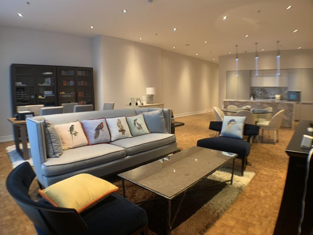 For RentCondoSathorn, Narathiwat : RENT: The Ritz Carlton Residences 3bedroom 223sqm