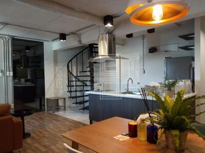 For RentCondoSukhumvit, Asoke, Thonglor : For Rent Thonglor Tower (93 sqm.)