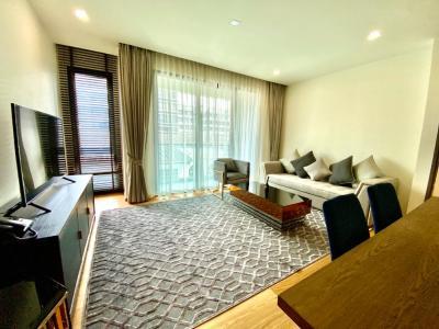 เช่าคอนโดสุขุมวิท อโศก ทองหล่อ : 3 Bed 110 Sqm - RENT @Mieler Sukhumvit 40 (Private Lift Hall) Price 75,000 THB