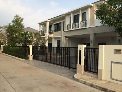 For RentHousePinklao, Charansanitwong : House for rent, Perfect Master Piece Village, Ratchapruek.