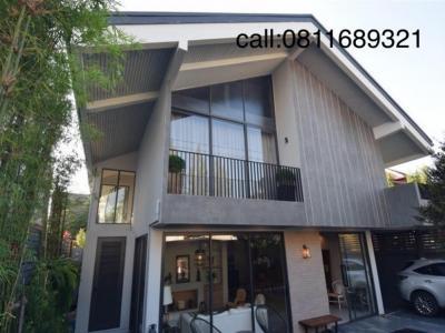 For RentHouseSukhumvit, Asoke, Thonglor : Salling Single house Ekamai 4Bed4Bath 1Maid450sqm.86sq.sq.wah Rental:150,000baht.selling:43,000,000