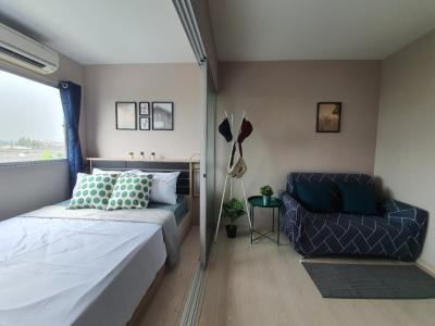 For RentCondoRangsit, Patumtani : +++ ให้เช่าห้อง ห้อง พลัม คอนโด พาร์ค รังสิต เฟส 2 ตึก B ห้องแต่งใหม่สวยมาก +++