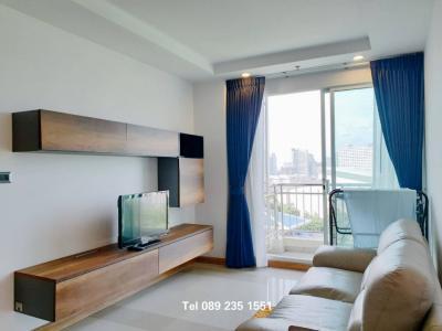 For RentCondoRatchadapisek, Huaikwang, Suttisan : For Rent !!! Supalai wellington (supalai wellington) 1 bedroom high floor special price.
