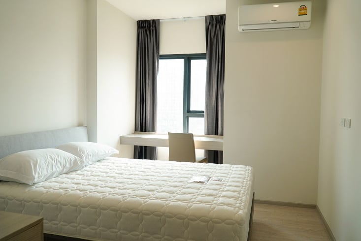 For RentCondoRattanathibet, Sanambinna : AA63- 254 💥 Condo for rent, D-Condo Prime Rattanathibet, new room, river view, next to Sai Ma station. Convenient transportation ✨