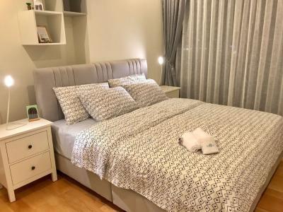 เช่าคอนโดพระราม 9 เพชรบุรีตัดใหม่ : Circle 2 Living Prototype ให้เช่า 1 ห้องนอน 20,000 บาท
