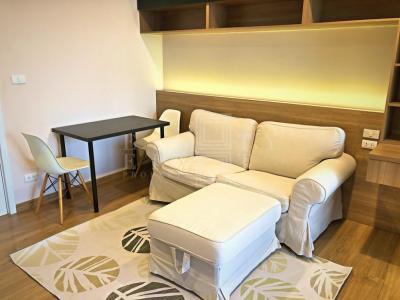 For RentCondoBang Sue, Wong Sawang : For Rent The Tree Interchange (35 sqm.)
