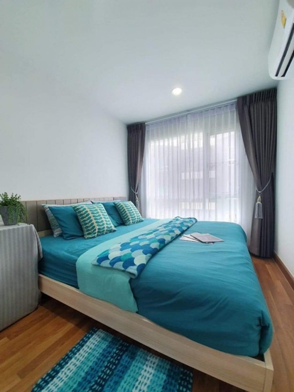 For SaleCondoOnnut, Udomsuk : ขายด่วน ราคาดี Regent Home Sukhumvit 81 fl3//28.4sqm.//fully furnished 2min to BTS On-nut