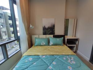 For RentCondoBang Sue, Wong Sawang : For rent Metro Sky Prachachuen, beautiful room, new room, definitely wow.
