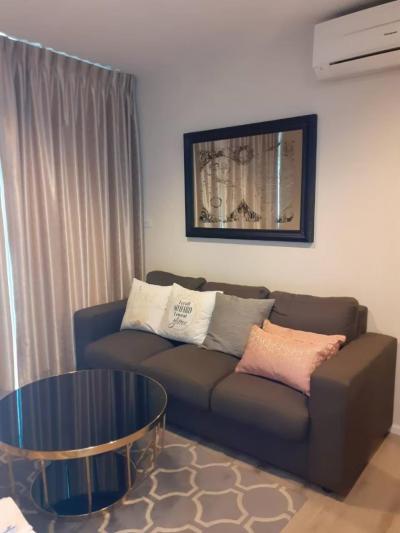 For RentCondoBangna, Lasalle, Bearing : Condo Knightsbridge Bearing 🌈2 bedrooms, 1 bathroom, only 14,200 baht