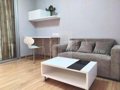 เช่าคอนโดพระราม 3 สาธุประดิษฐ์ : For Rent The Trust Residence Ratchada-Rama 3 (29 sqm.)