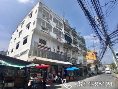 ขายขายเซ้งกิจการ (โรงแรม หอพัก อพาร์ตเมนต์)เอกชัย บางบอน : ขายกิจการ 7-11 อาคารพานิชย์พร้อมห้องเช่าใหม่ ผู้เช่าเต็ม ผลตอบแทนดี ถนนเอกชัย กำนันแม้น