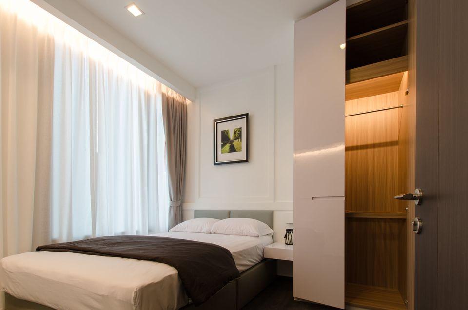 For RentCondoSukhumvit, Asoke, Thonglor : For Rent EDGE Sukhumvit 23 1Bed High Floor Great View