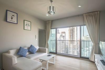 For SaleCondoSukhumvit, Asoke, Thonglor : 1 bedroom for sale, size 56 sq m, wide corner room, Noble Refine Sukhumvit 26