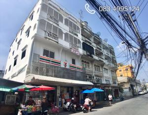 For SaleShophouseDaokanong,Bang Bon : Commercial building for sale with 7-11 business with new rental rooms Good return per year, full tenants