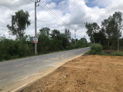 For RentLandNakhon Pathom, Phutthamonthon, Salaya : Land for lease located at Nakhon Pathom Province