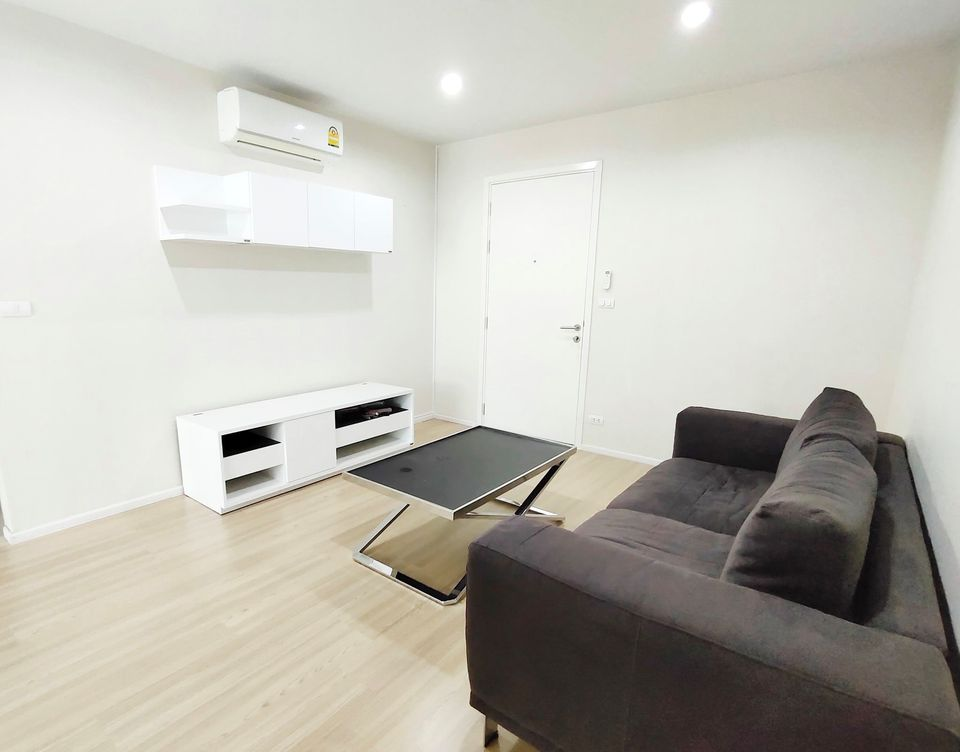 For RentCondoLadprao101, The Mall Bang Kapi : Condo for rent, Happy Condo Ladprao 101, fully furnished room, good location, convenient transportation