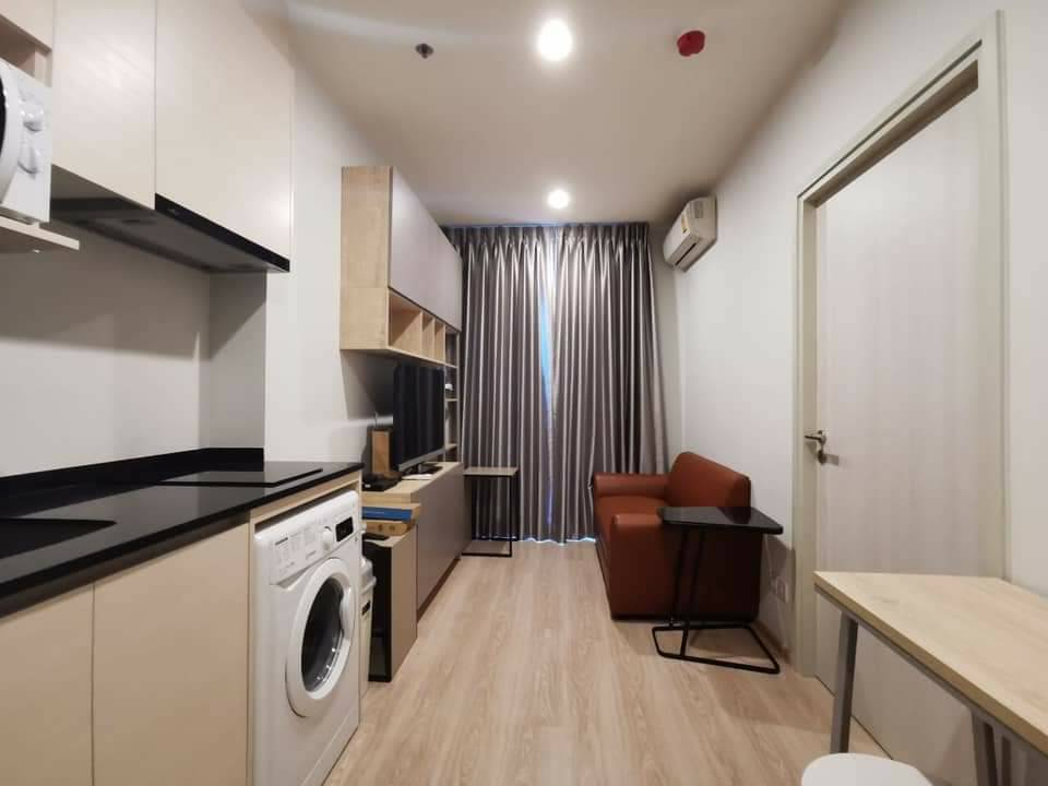 For RentCondoRatchadapisek, Huaikwang, Suttisan : SN250 Condo for rent: Noble Revolve Ratchada Noble Revolve Ratchada, very good location, very good price, definitely not difficult if you choose us.