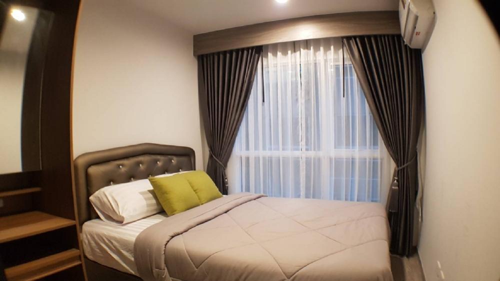 เช่าคอนโดอ่อนนุช อุดมสุข : Regent Home สุขุมวิท 97/1 for rent : 1 bedroom for 28 sqm. on 5th floor.with fully furnished and electrical appliances.Just 900 m. to BTS Bangjak.