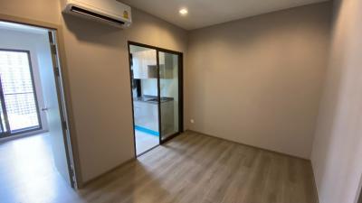 For SaleCondoRattanathibet, Sanambinna : [23 Nov 2020] Politan Aqua 22nd fl, 1 Bedroom, 29 sqm Politan Aqua, Phra Nang Klao Bridge View. And the Chao Phraya River