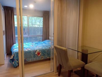 For RentCondoRamkhamhaeng, Hua Mak : Condo for rent, Tempo One Ramkhamhaeng - Rama 9, beautiful room, fully furnished