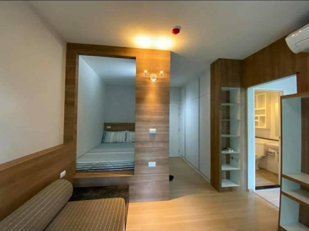 ขายคอนโดปิ่นเกล้า จรัญสนิทวงศ์ : คอนโด ยูนิโอ จรัญ 3 ตึก E ชั้น 3 ห้องพร้อมเฟอร์