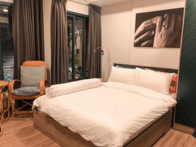 ขายคอนโดอ่อนนุช อุดมสุข : ขายห้องสวยพร้อมผู้เช่า เฟอร์และเครื่องใช้ไฟฟ้าครบพร้อมอยู่