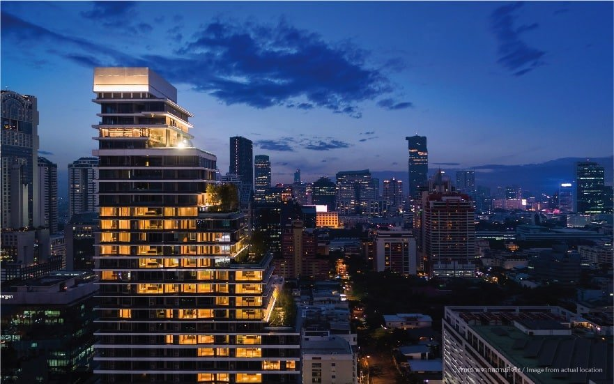 For SaleCondoSilom, Saladaeng, Bangrak : 1B Fully furnished 💥Saladaeng One, the promotion closes the building 12.6 million baht, reduces more than two million in the heart of the CBD, Sathorn, more than this, no more, contact 089-7146565