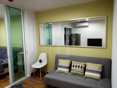เช่าคอนโดอ่อนนุช อุดมสุข : For Rent Regent Home Sukhumvit 81 (28 sqm.)