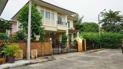 For SaleHouseRama5, Ratchapruek, Bangkruai : House for sale, The Plant Ratchapruek-Rama 5, area 73.6 sq m, behind the edge of Soi 9.