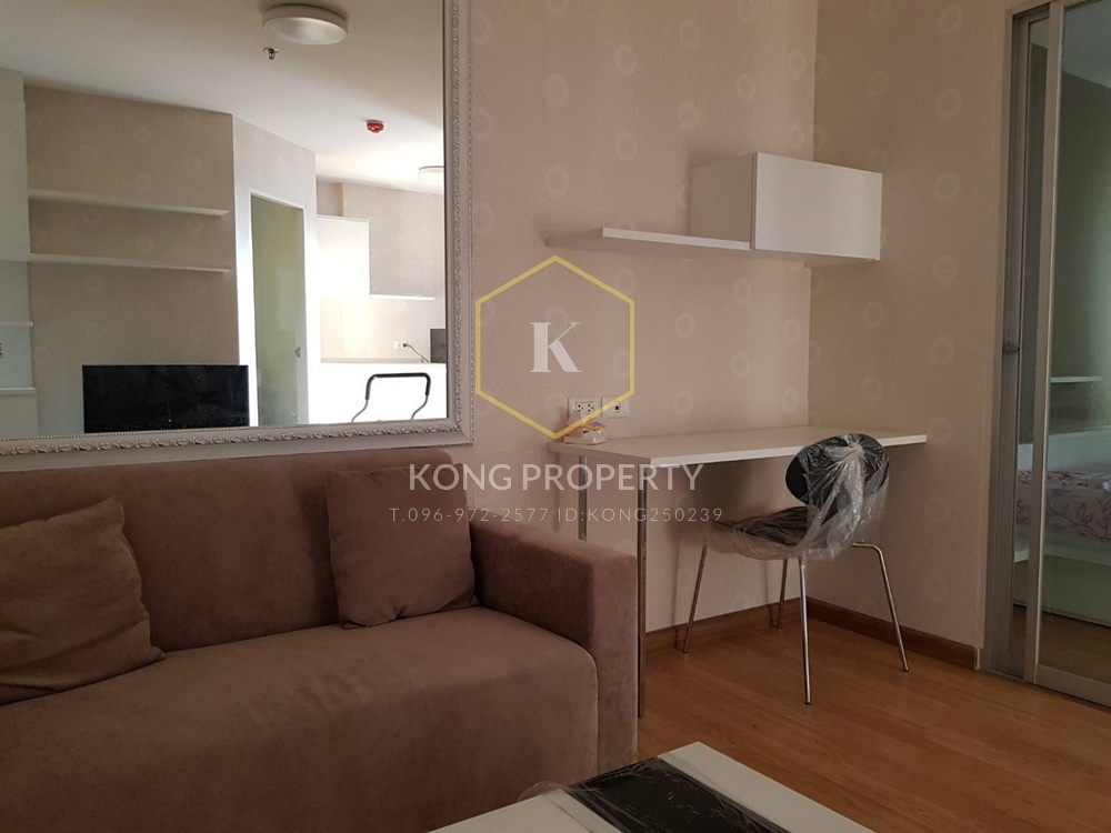 For RentCondoPinklao, Charansanitwong : Condo for rent The Trust Residence Pinklao, 1 bedroom. 1 bath