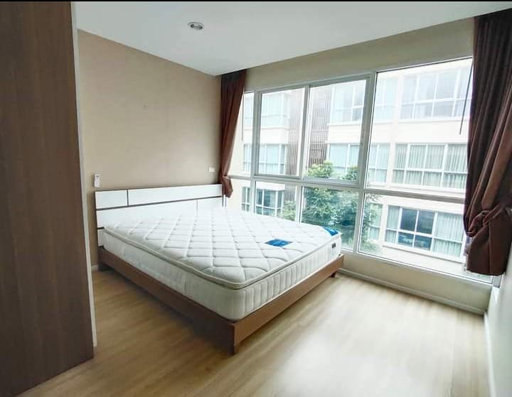 For RentCondoLadprao101, The Mall Bang Kapi : For rent, Happy Condo Ladprao 101, fully furnished, ready to move in.