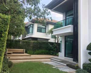 For SaleHousePhutthamonthon, Salaya : 2 storey detached house for sale, area 100 square meters, THE GRAND PINKLAO -THE PINE, convenient transportation, Pinklao area On Borommaratchachonnani Road