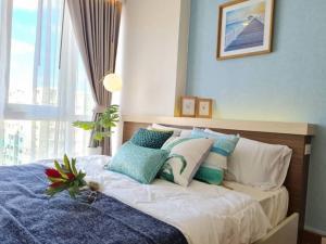 ขายคอนโดลาดกระบัง สุวรรณภูมิ : ขายด่วน Airlink residence condo ตกแต่งใหม่สวยมาก Style Botanica Luxury คุณภาพระดับ Premium