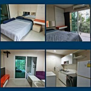 For SaleCondoThaphra, Wutthakat : Condo for sale Metro Park Sathorn fully furnished. Beautifully decorated, ready to move in !!