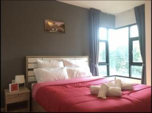 For RentCondoKasetsart, Ratchayothin : For rent Dmura Condo Phaholyothin 32 2 bedrooms 1 bath