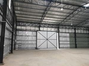 For RentWarehouseSamrong, Samut Prakan : Warehouse for rent, Happyrealestate, size 60 sq m, area 150 sq m.