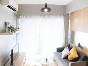 For RentCondoRatchadapisek, Huaikwang, Suttisan : 💥💥 Only 9500 !!! Aspace Play Ratchada-Sutthisan dropped a beautiful room, 1 bedroom, 35 sq m. # Ratchada Condo for rent.