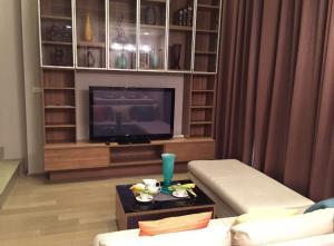 เช่าคอนโดราชเทวี พญาไท : ให้เช่า ไพน์ บาย แสนสิริ ขนาด 2 ห้องนอน Duplex