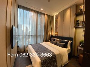 For SaleCondoSukhumvit, Asoke, Thonglor : Hot Deal Project room starts 11.7 Mb 1 bedroom 38 sqm. The ESSE Sukhumvit 36 Tel. 062-339-3663